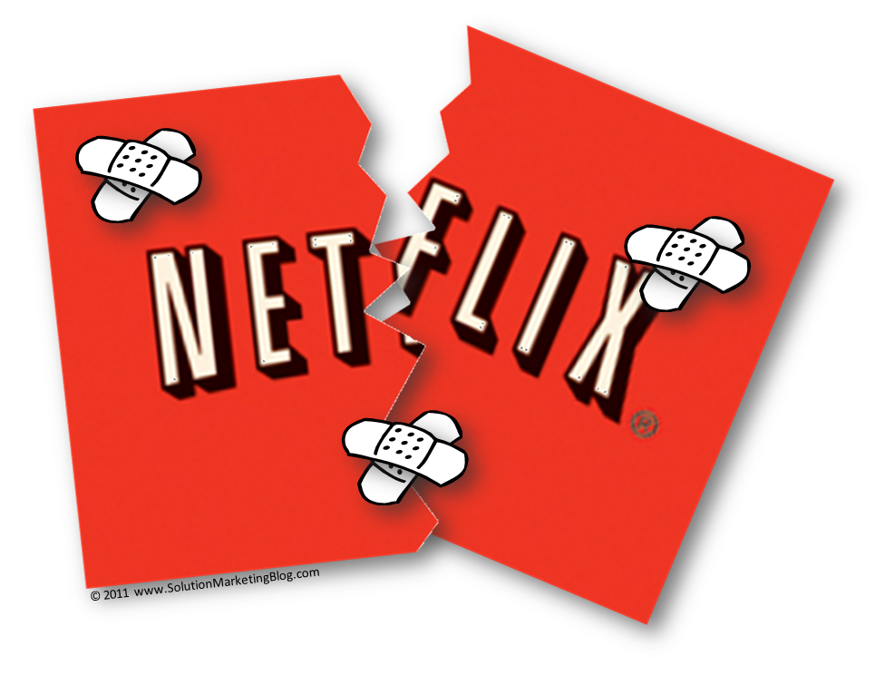 netflix strategy The innovator's dilemma has had a significant influence on the streaming leader's strategy over the years.