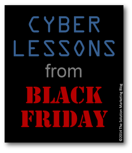 Cyber lessons from Black Friday